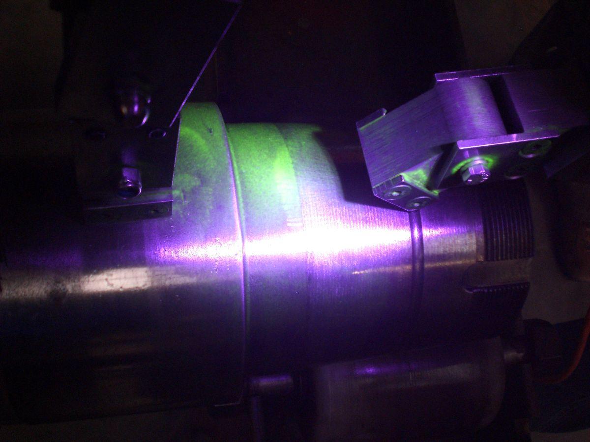 Magnetpulververfahren